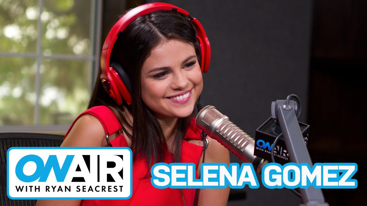Selena Gomez Talks Revival Cover Art Secret Event On Air With Ryan Seacrest
