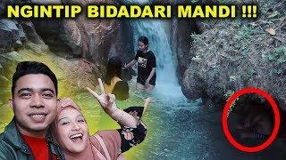 Download lagu NGINTIP BIDADARI CANTIK LAGI MANDI DEPAN KAK MEMEY
