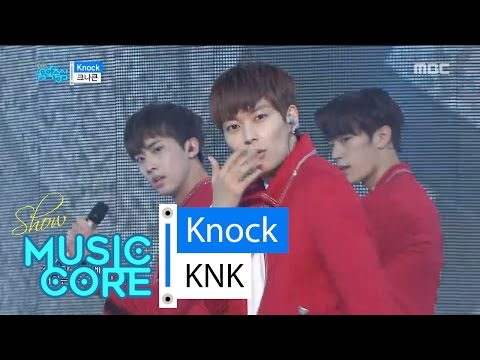 [HOT] KNK - Knock, 크나큰 - Knock Show Music core 20160319