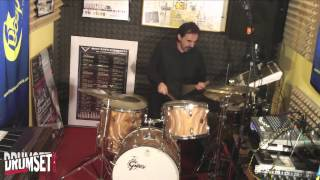 Gretsch Name Band - Sound Check & Test (In Esclusiva dal n. 3 di Drumset Mag)