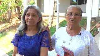 Testemunho Mãos Ensanguentadas de Jesus - 03/06/18 - Maria Alves Vieira