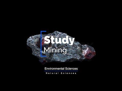 Study Mining (Environmental Sciences / Natural Sciences)