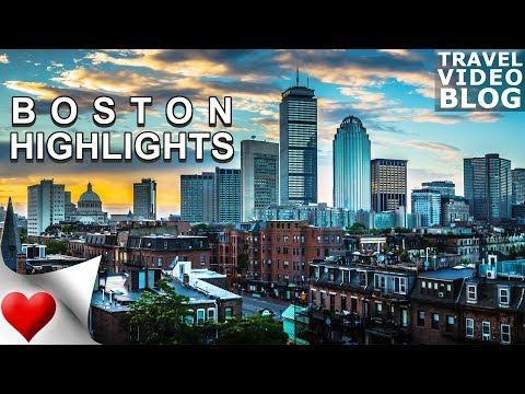 Boston Sightseeing Trip | Stefan der Welterkunder