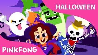¿Quién será? | Canciones de Halloween | PINKFONG Canciones Infantiles