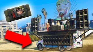 I BOUGHT THE NEW PARTY BUS AND THIS HAPPENED!   GTA 5 THUG LIFE #177