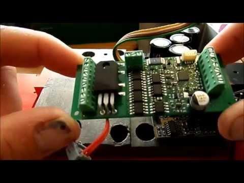 LGB 99 6001 decoder instal part 2.