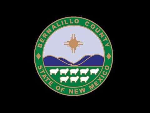 Bernalillo County Commission Administrative Meeting of May 8, 2018