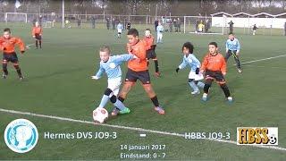 Samenvatting Hermes DVS JO9-3 -  HBSS JO9-3