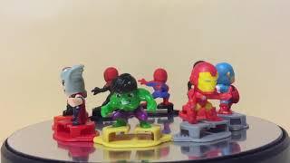 【Kinder JOY】健達 奇趣蛋 漫威 英雄 KINDER SURPRISE EGGS MARVEL HEROES