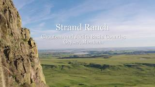 Montana Ranch Property for Sale:  30,654± Acre Cattle Ranch near Geyser, Montana