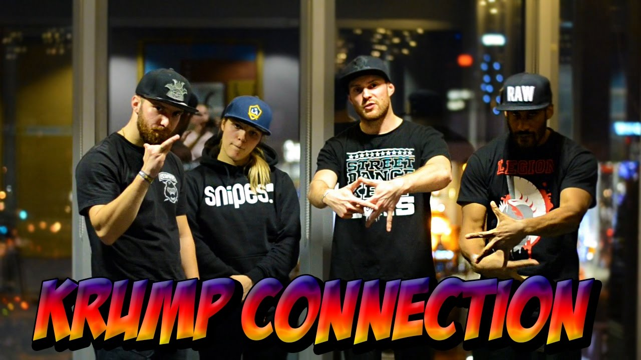 Krump connection | Young Slam,Lil Maddman,Jr.Ugly Fate ...