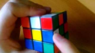 Cubo di Rubik soluzione facile per la risoluzione con spiegazioni passo passo 1