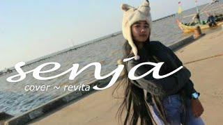 DANGDUT ELECTONE - JAIPONG SENJA cover revita ayu (versi latihan)  contessa music.
