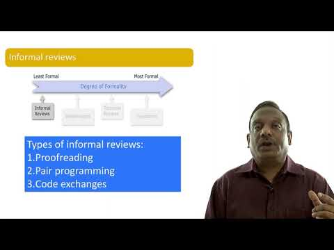 Software Testing Tutorials - ISTQB Certification: Chapter 3 - Reviews and Inspections