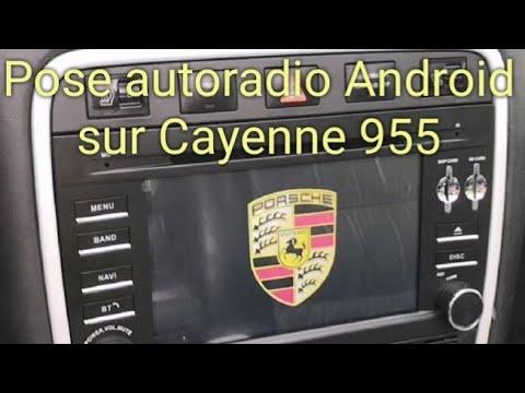 Pose autoradio Android Erisin cayenne 955