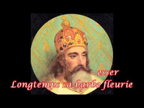 France Gall - Sacré Charlemagne.paroles lyrics karaoke