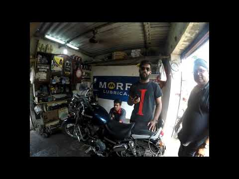 CARBERRY VIBRATION REDUCTION INSTALLATION And REVIEW  ||thunderbird 500cc||