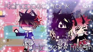 • Похищенный розыгрыш • {Harper x Tristan} Darkside Тристана ?! || Gacha Life ||