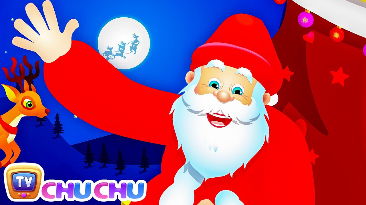 The Spirit of Christmas | Santa Claus Is Coming To Town ...