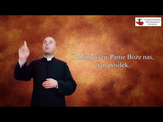 Modlitwy migane - Modlitwy przed jedzeniem