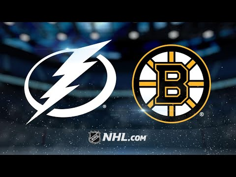 McAvoy, Marchand lead Bruins to 3-2 win vs. Lightning