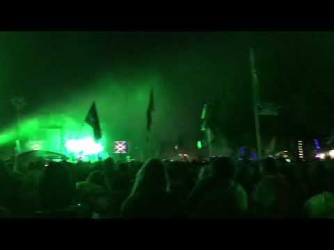 Bassnectar- Bass Head / My Name Is - Okeechobee 2018 live HD