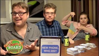 New Phone Who Dis? | Beer and Board Games