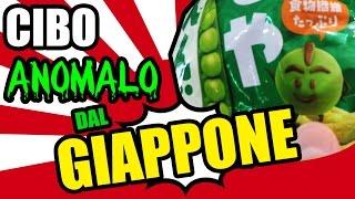 CIBO ANOMALO DAL GIAPPONE