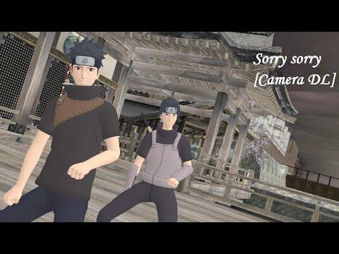 [MMDxNaruto] Sorry Sorry | Itachi & Shisui [Cam DL]
