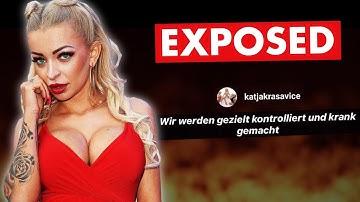 Katja Krasavice Exposed: Die Impfgegnerin