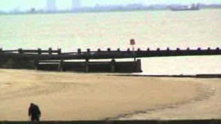 Cleethorpes Sea Front from Pier.mpg