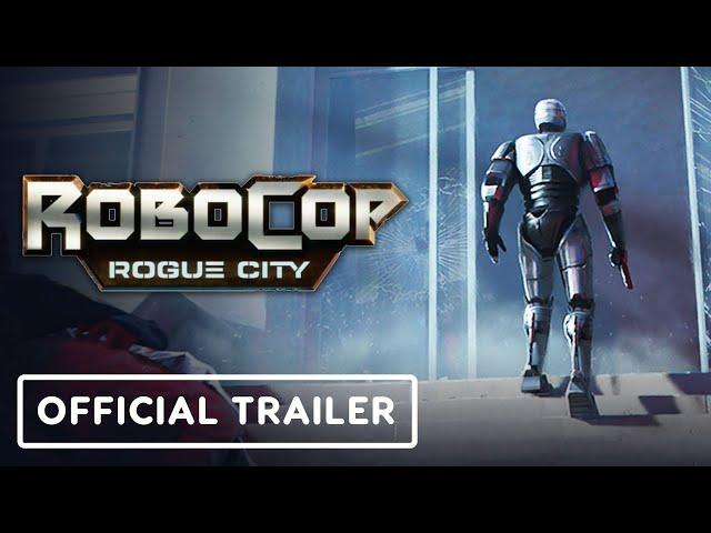 RoboCop: Rogue City (видео)