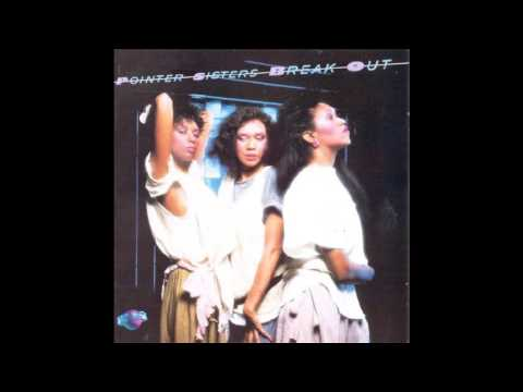 The Pointer Sisters - Break Out (1983) full album