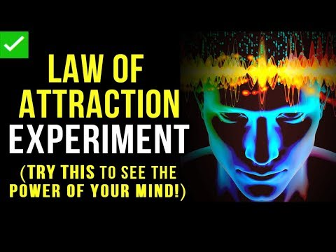 The Secret to Creating What You Want EFFORTLESSLY with The Law Of Attraction! (TRY THIS!) thumbnail