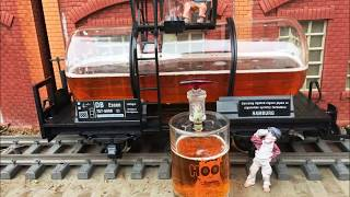I Love Beer and Trains