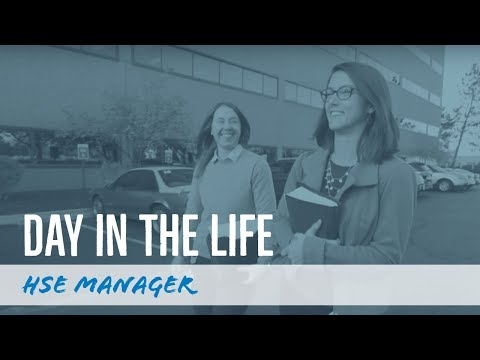 Anadarko: Day in the Life of an HSE Manager