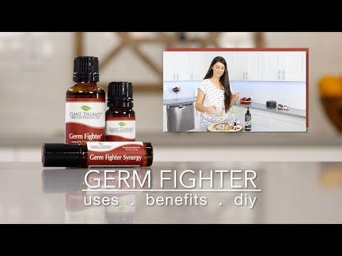 Germ Fighter Synergy - Website Version