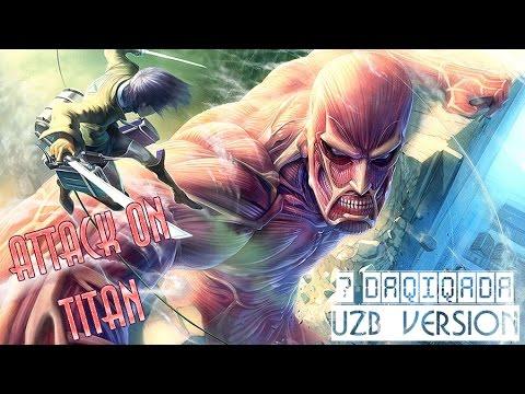 Attack on Titan 7 Daqiqada [UZB Tilida]