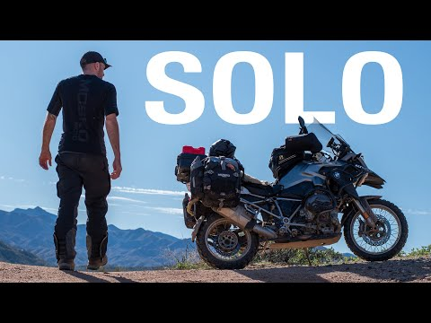 Tim's Ten Tips For Traveling Solo on a Motorcycle