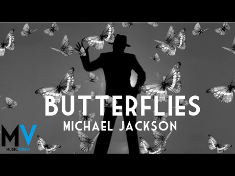 Michael Jackson - Butterflies (Music Video)