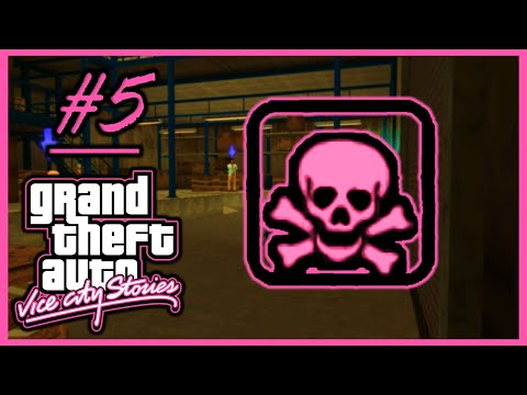GTA: Vice City Stories - Empire Mission #5: Smuggling [HD]