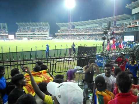 ICC World T20 2012 Semi-final (SL vs PAK)