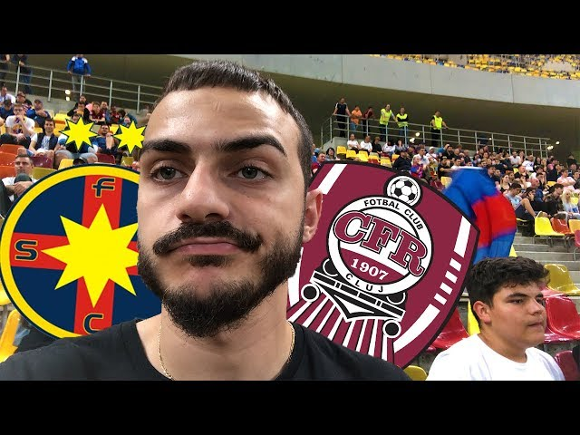 FCSB - CFR Cluj 1-0 | CAMPIOANA ROMANIEI ESTE LA BUCURESTI | GIVEAWAY