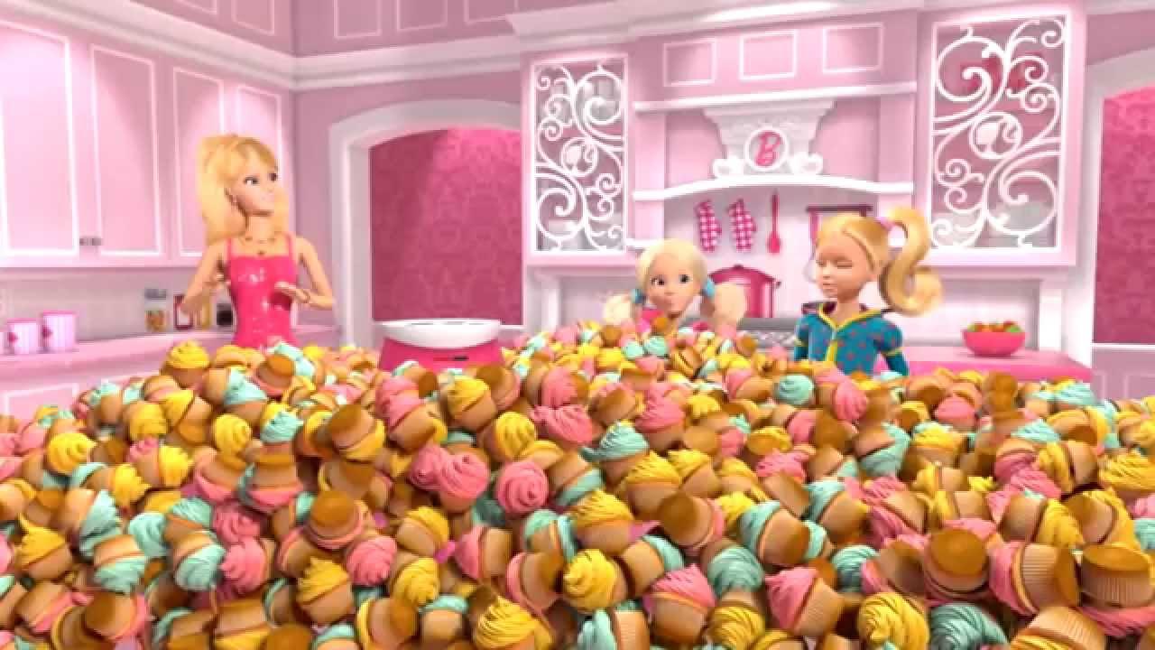 Барби жизнь в доме мечты 1-10 серии HD - YouTube
