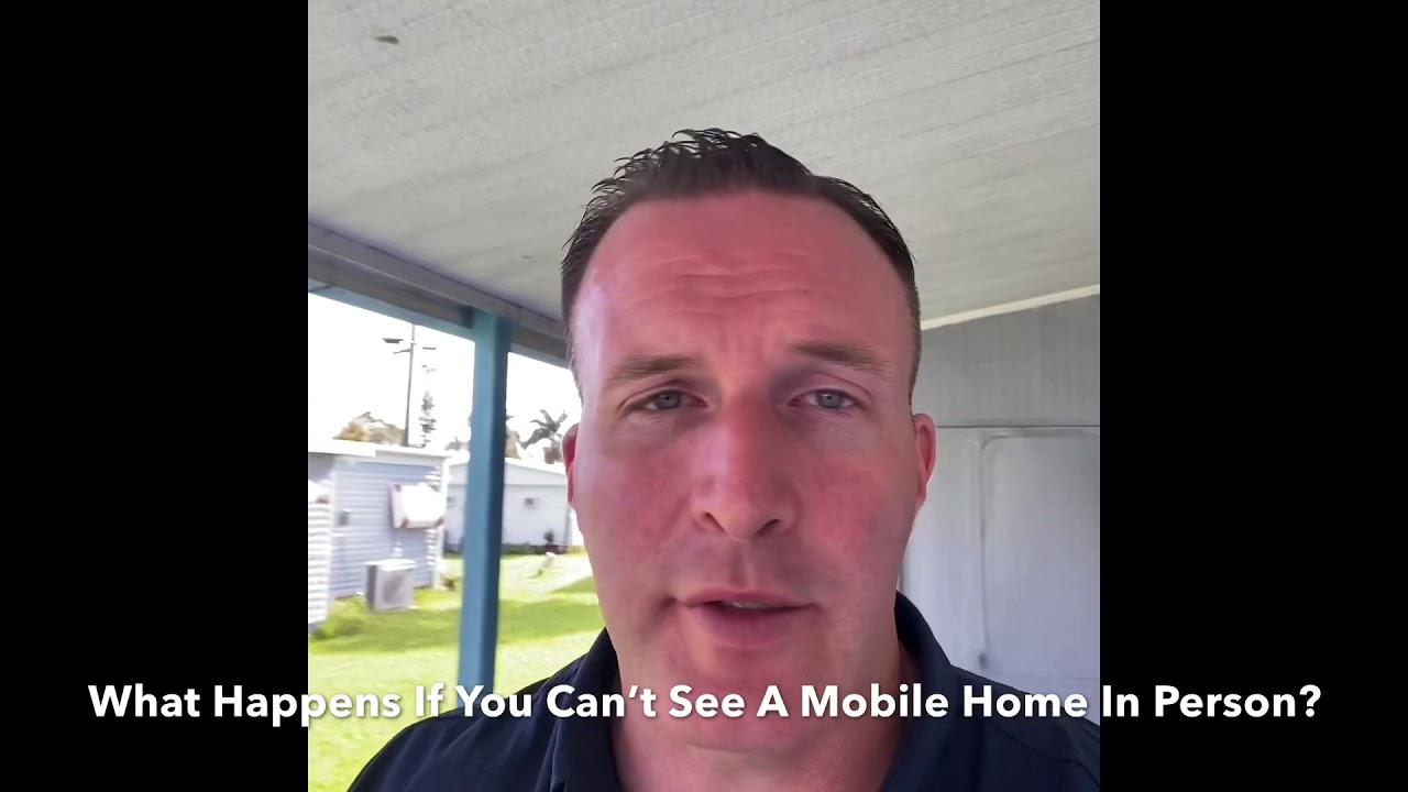 How To Buy A Sarasota Mobile Home Virtually