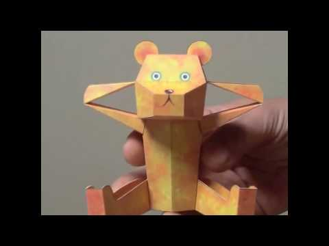Animated Paper toys | Easy to made at home