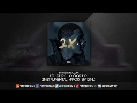 Lil Durk - Glock Up [Instrumental] (Prod. By @ThaKidDJL) + DL via @Hipstrumentals