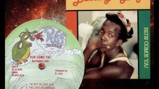 Barrington Levy - I'm Not In Love  1981
