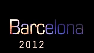Barcelona Skateboarding 2012