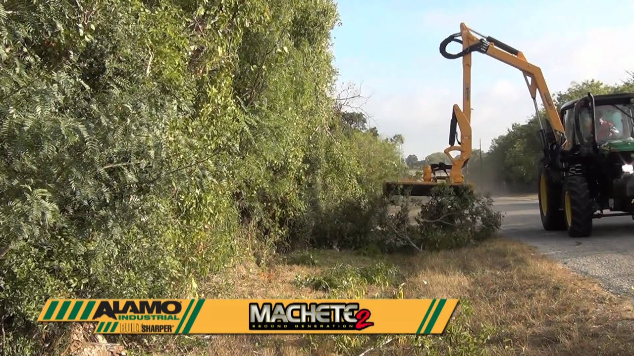 Alamo Industrial Boom Mowers   Tracey Road Equipment, Inc